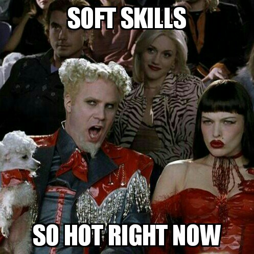 Soft Skills – more important than ever!